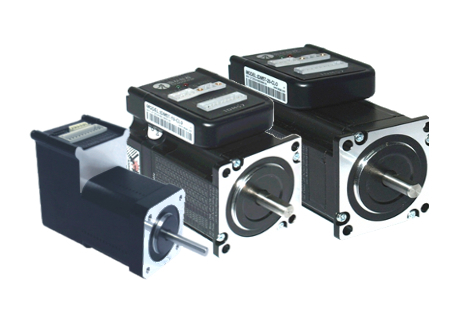 Leadshine integrated easy servo closed loop stepper motors for Stepper motor position control