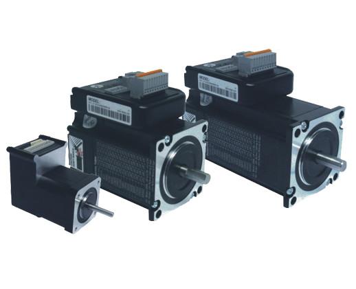 Leadshine integrated servo stepper motors for Integrated servo motor and drive